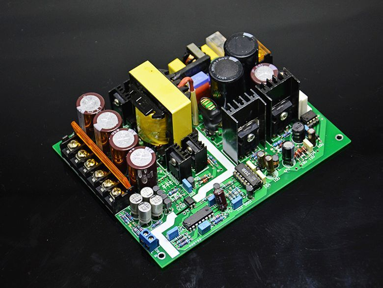 600w high power class d amplifier switching power supply board dc 58v ebay. Black Bedroom Furniture Sets. Home Design Ideas