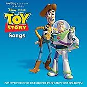 Various Artists: Toy Story Songs CD new sealed