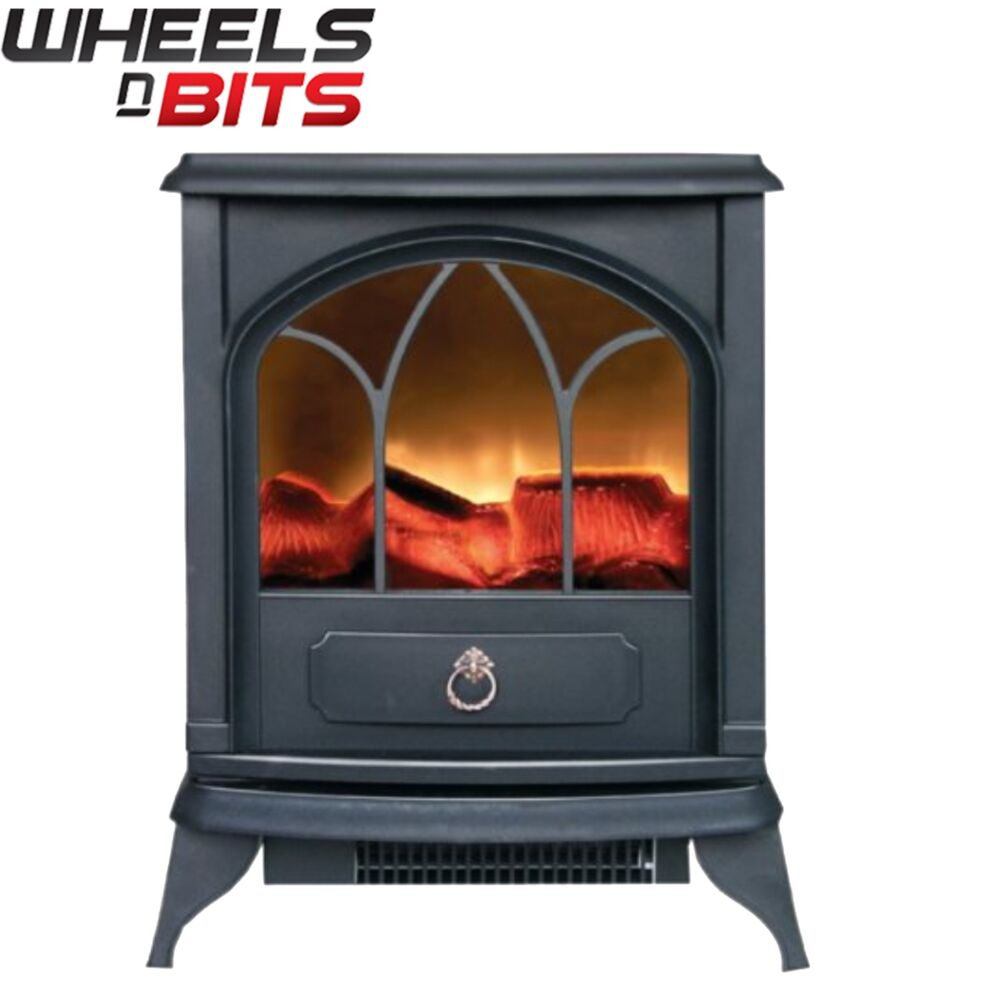 NEW 1 8KW Portable Electric Fireplace Stove Heater