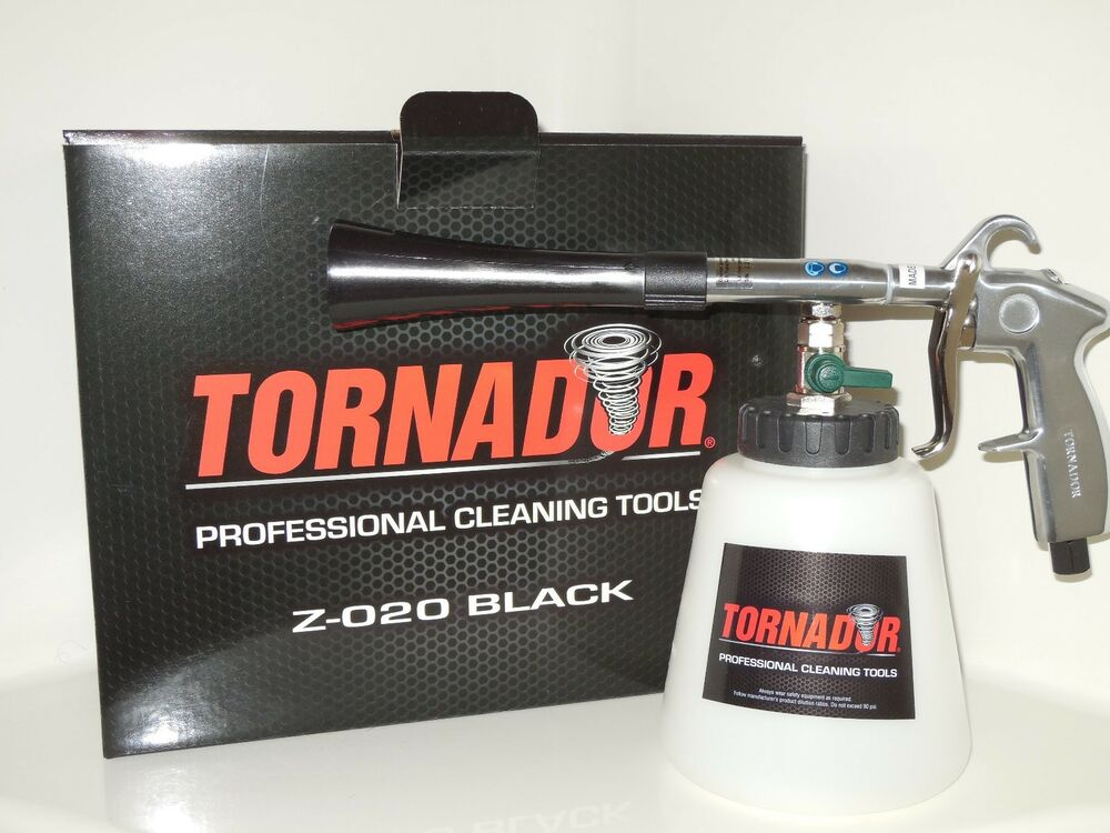z 020 tornador black professional cleaning tool ebay. Black Bedroom Furniture Sets. Home Design Ideas