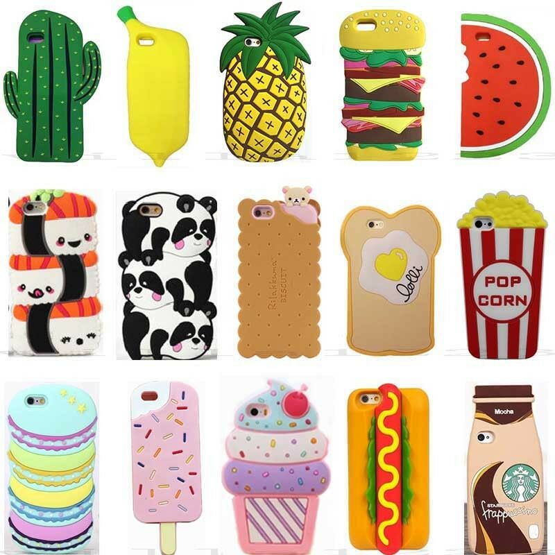 Iphone  Cases Silicone Rubber