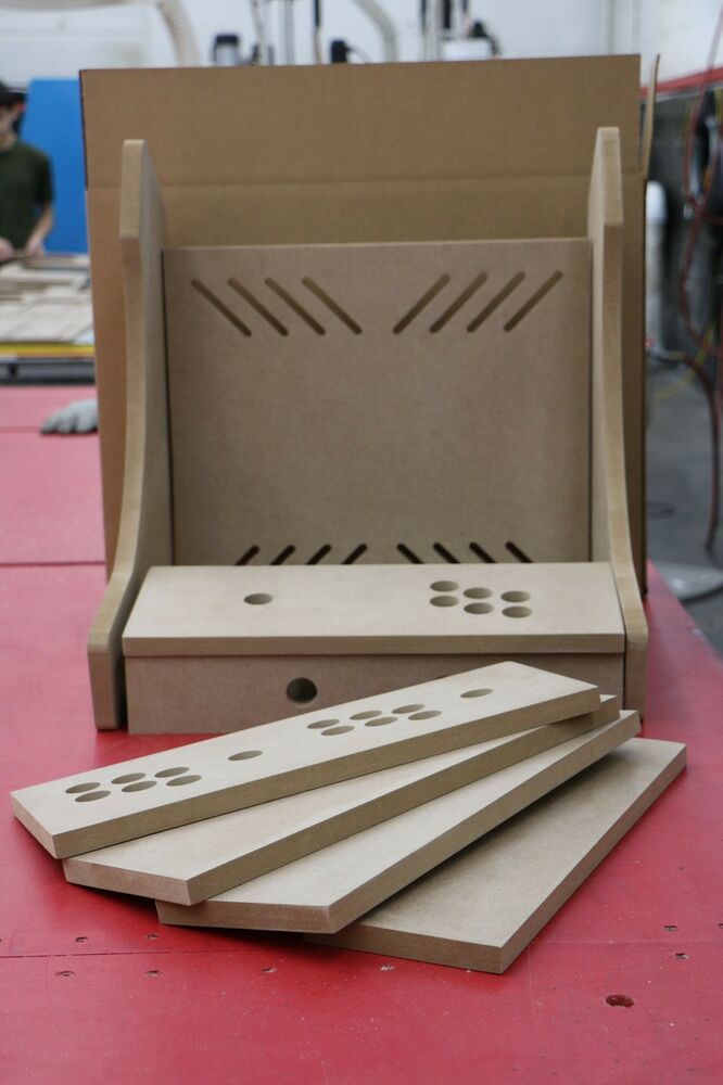 T Molding Cuts Included Mdf Bartop Arcade Cabinet Do