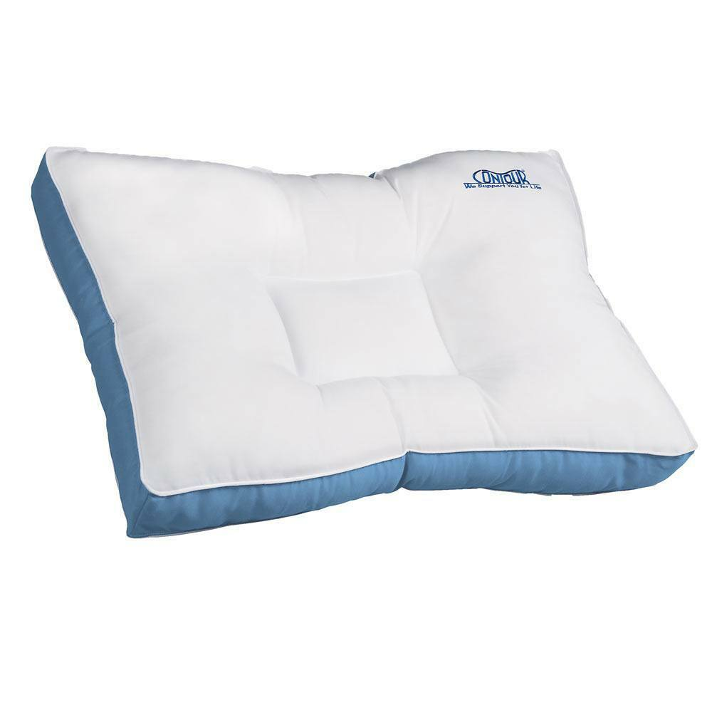 orthofiber 2 0 orthopedic bed pillow for back side