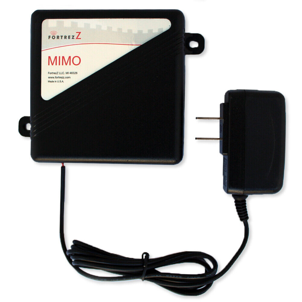 fortrezz z wave mimo2 interface module mimo2us 661799486071 ebay