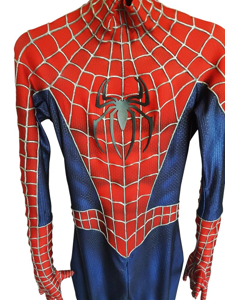 Spiderman Costume Replica