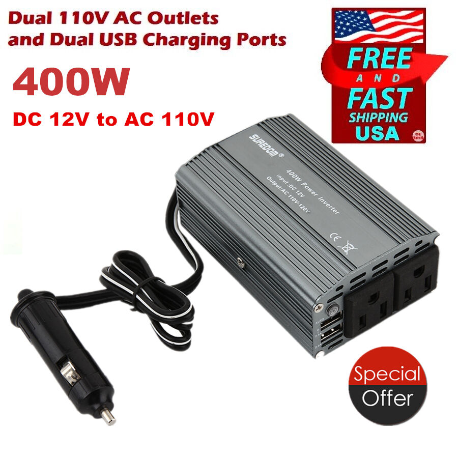 Dc To Ac Inverter For Car Best Buy