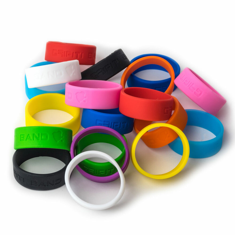 Grifiti Band Joes 2 Inch 20 Pack Tough Silicone Replaces