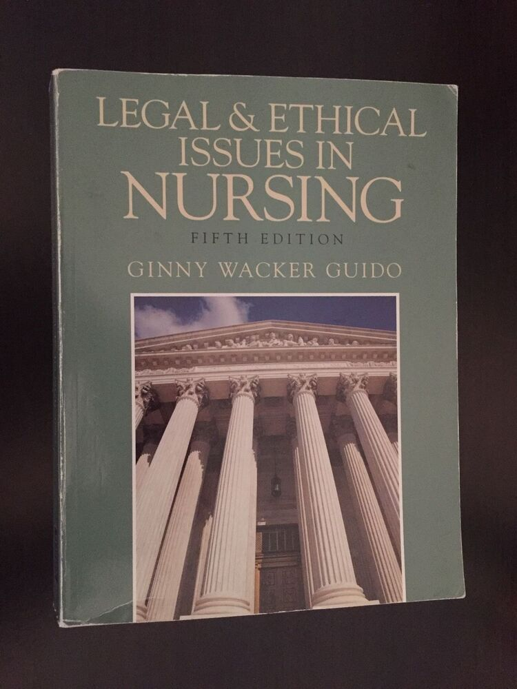 Ethical issues in nursing education