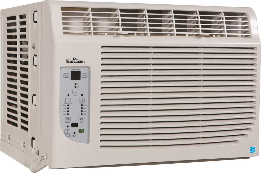 Garrison 12 000 btu window mount 230 208 volt air for 12 000 btu window air conditioner with heat