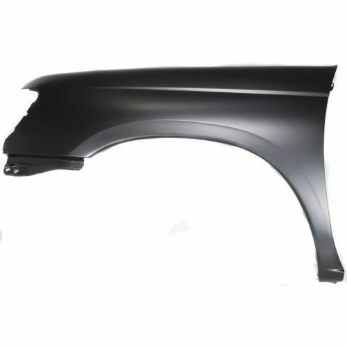 Replacement Fenders For Trucks : New fender front driver side for nissan frontier