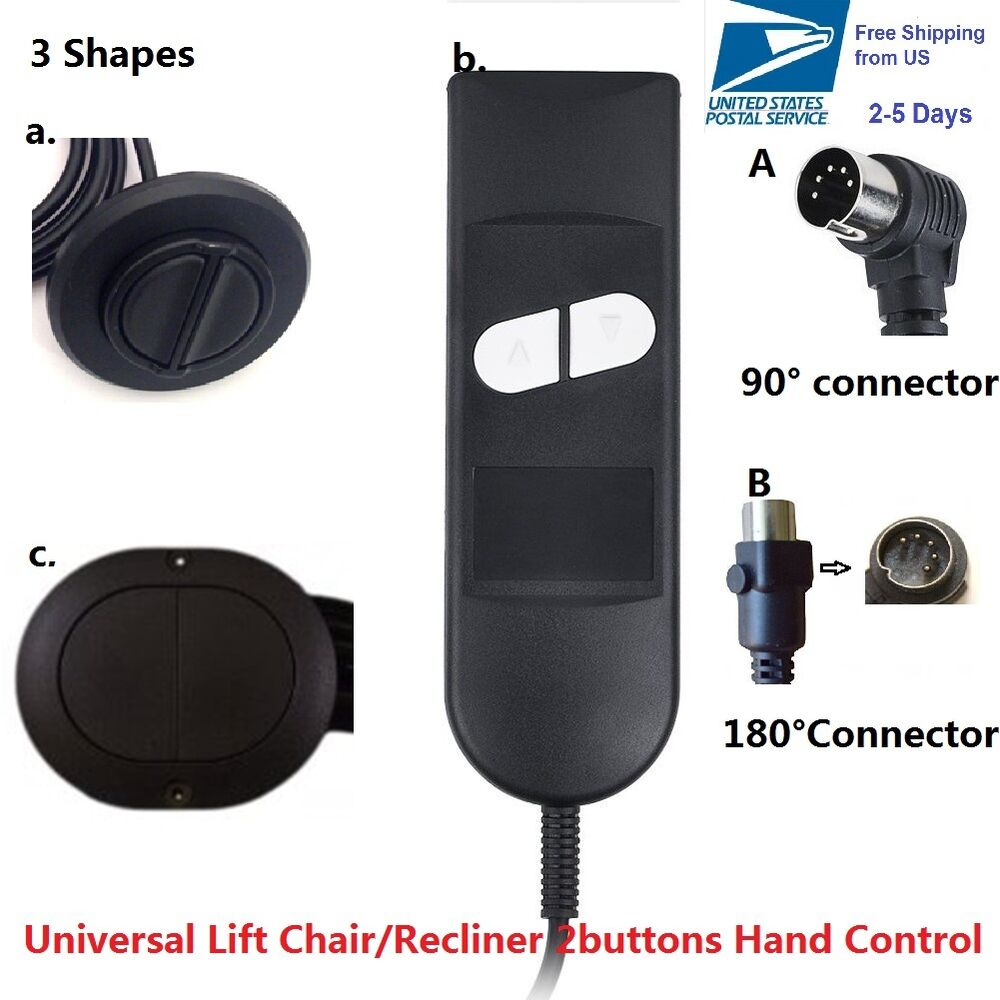 Up Down Remote Hand Control For Lift Chair Recliner Sofa Pride Limoss Okin Medli Ebay