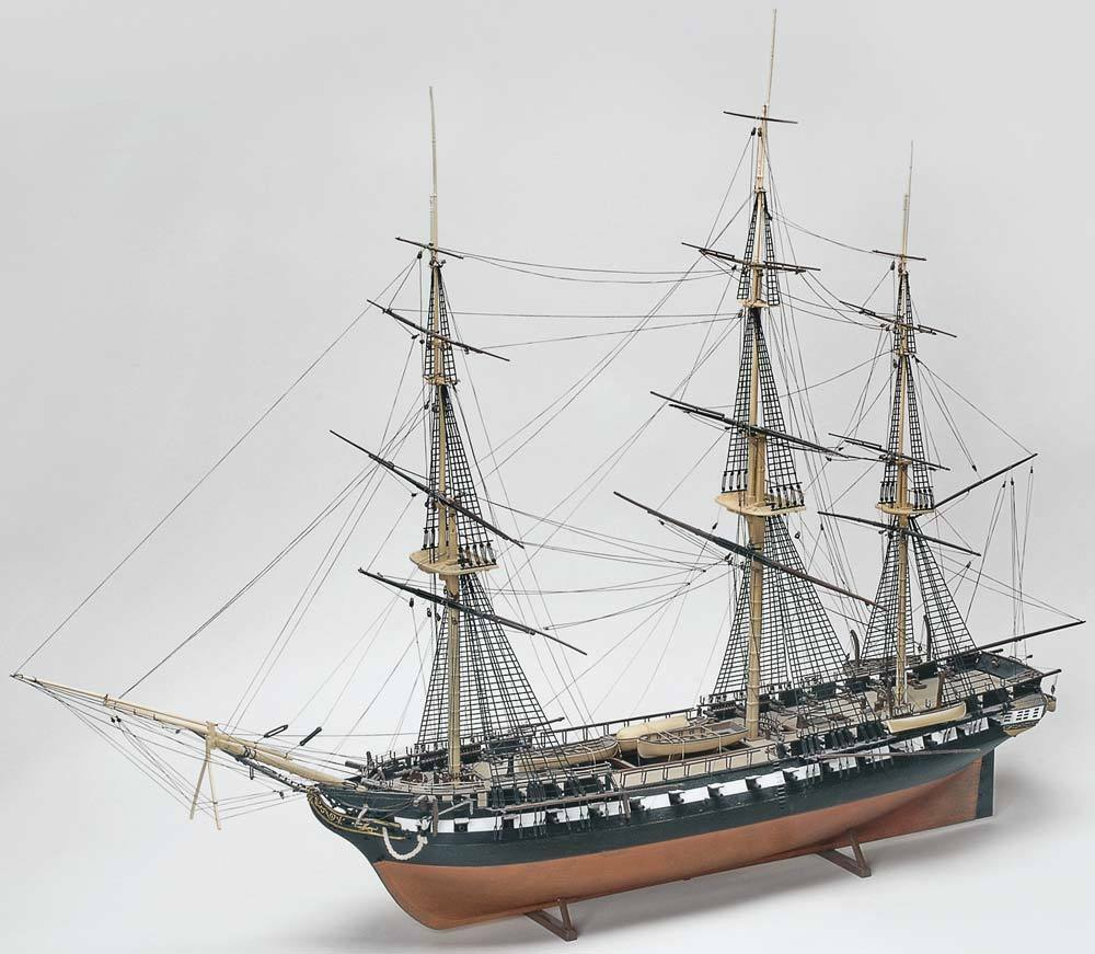 Revell 850398 1/96 USS Constitution Plastic Model Kit ...Uss Constitution Pictures
