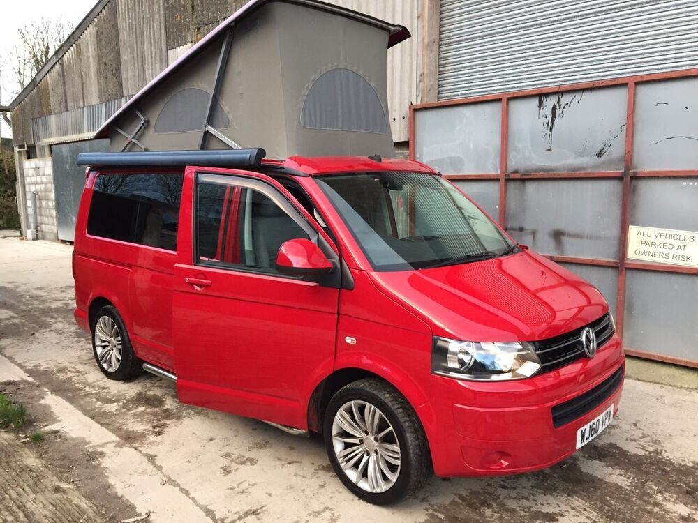 vw volkswagen t5 california conversion ebay. Black Bedroom Furniture Sets. Home Design Ideas