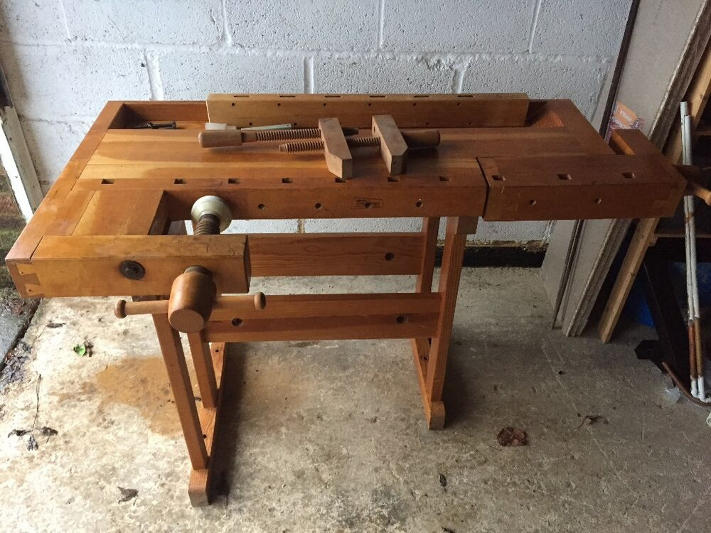Sjobergs woodworking bench | eBay