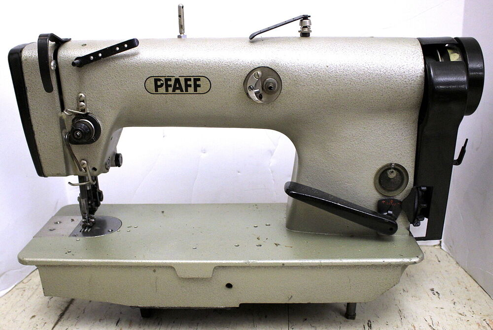 PFAFF 487 Variable Top Feed Lockstitch Reverse Industrial ...