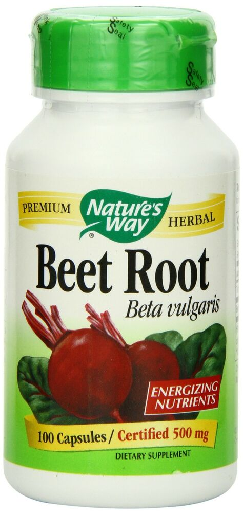 Benefits of beet root capsules