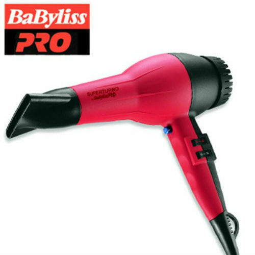 Babyliss pro professional hair dryer w ac motor bab307c for Ac motor hair dryer