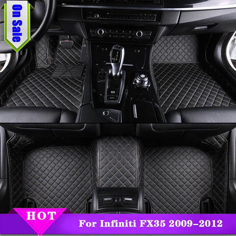 For Infiniti Fx35 2009 2012 C37lj Car Floor Mat Waterproof