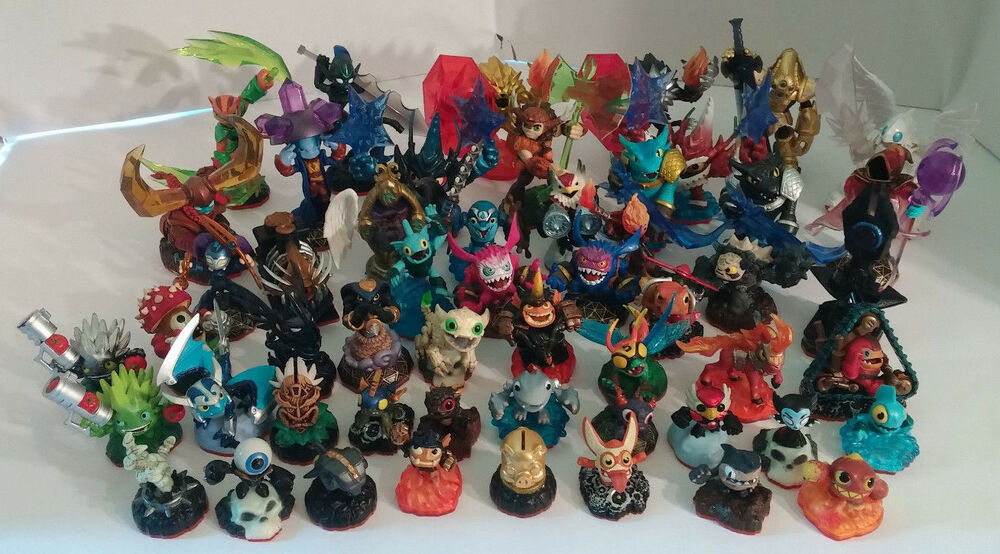 Skylanders Trap Team Characters : You Pick which one youd ...
