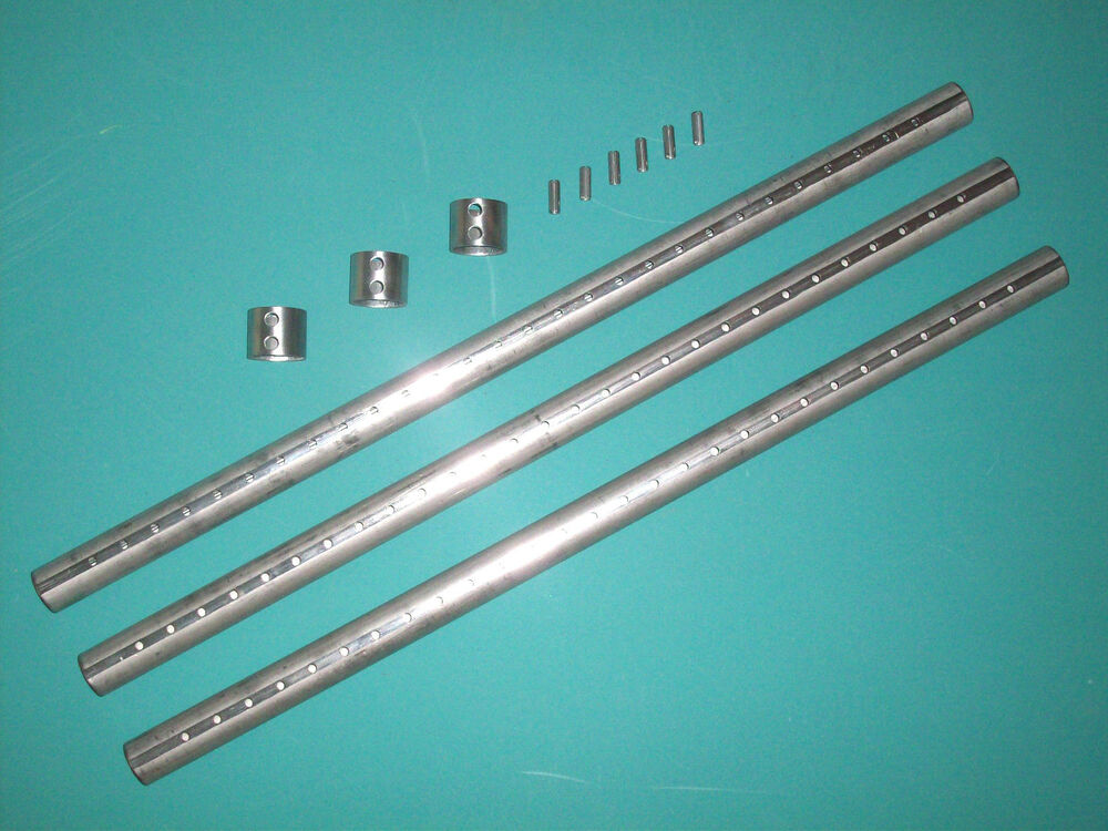 Stainless Secondary Air Tube Parts Avalon Olympic 1190