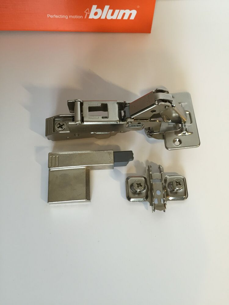 clip on soft close hinges for kitchen cabinets 6 pcs of blum 170 degree blumotion hinges soft 13652