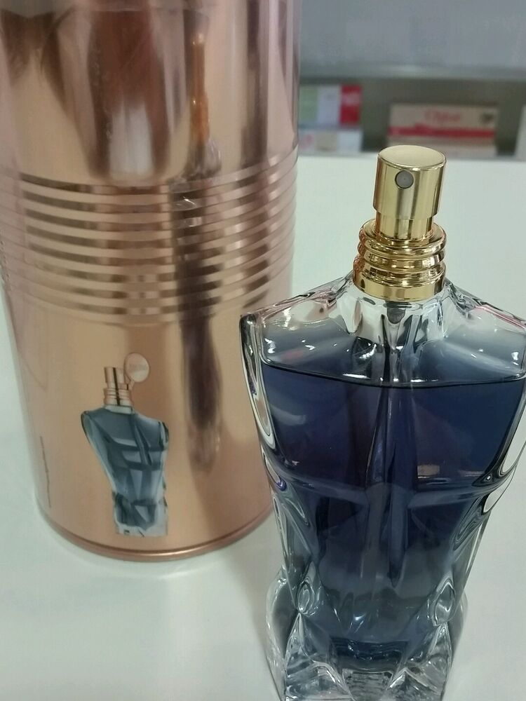new jean paul gaultier le male essence de parfum eau de parfum intense 125 ml sp ebay. Black Bedroom Furniture Sets. Home Design Ideas