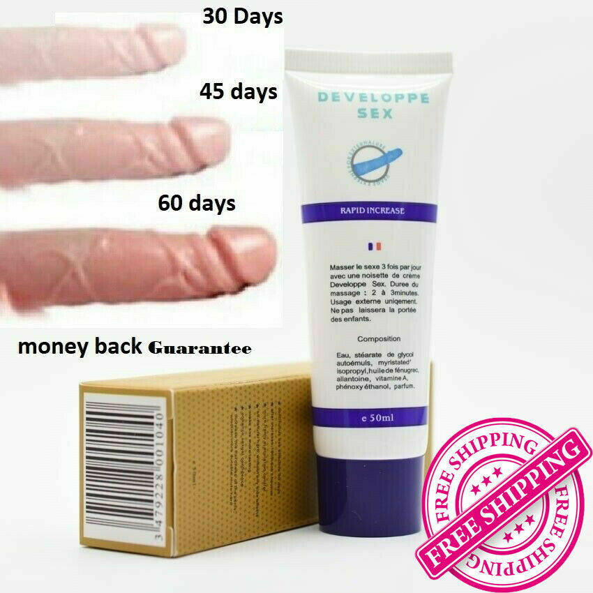 Developpe Sex Ii Penis Enlarger Male Enhancement Cream Increase Size Control 50M -4085