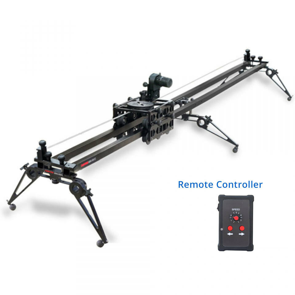 244cm electronic motorized camera slider stabilizer dslr Motorized video slider