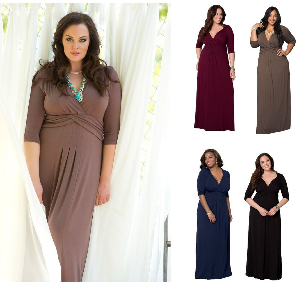 Plus size maxi dress plus size evening dress maternity for Maxi maternity dresses for weddings