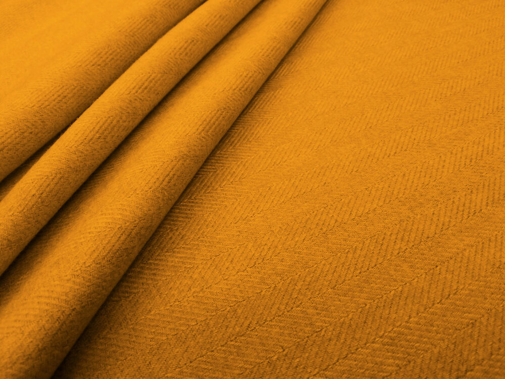 Herringbone mustard t96 yellow dressmaking curtain for Dressmaking fabric