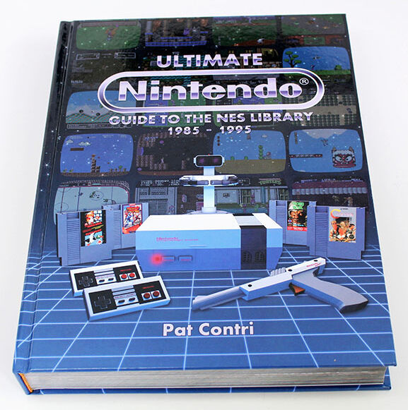 Guide Com: Ultimate Nintendo: Guide To The NES Library Book By Pat