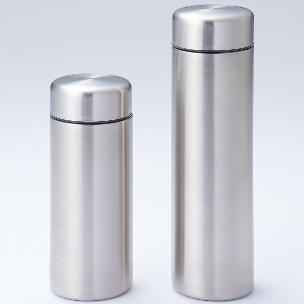 Muji Stainless Steel Travel Mug Bottle Hot And Cold