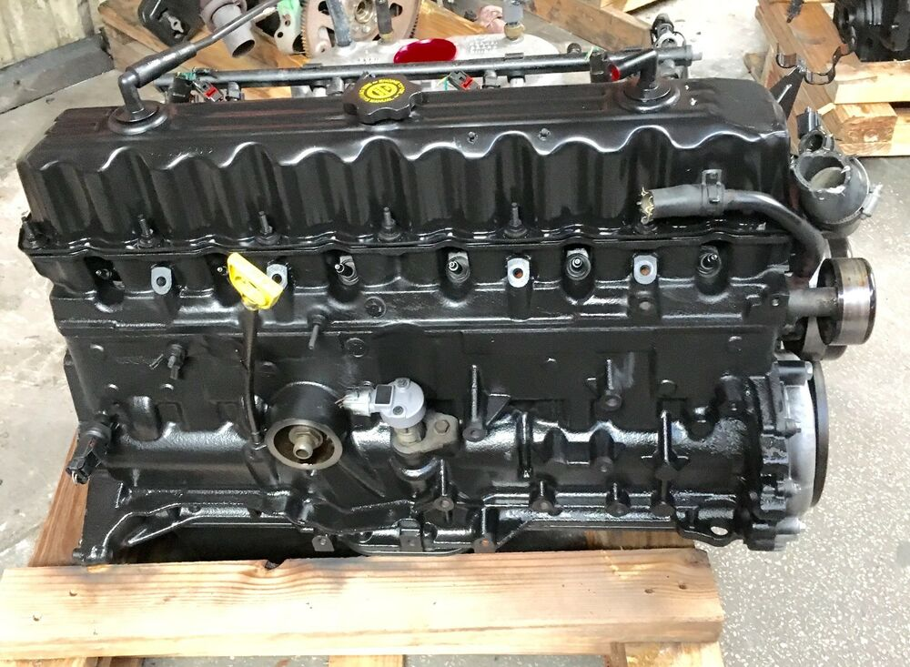 Jeep Grand Cherokee Wrangler 1999 2000 2001 2002 2003 2004 4 0l 79k Mile Engine
