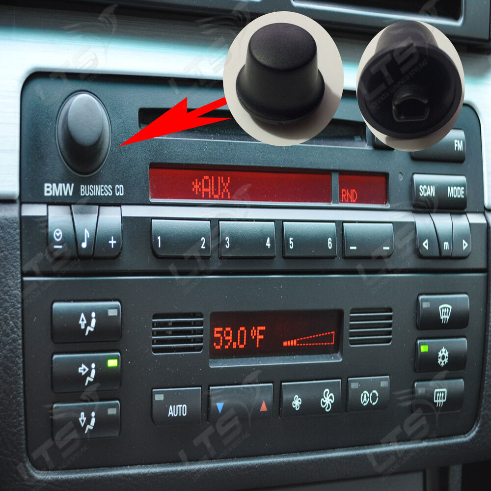 Bmw E46 Business Cd Cd53 Radio Volume Button Ebay
