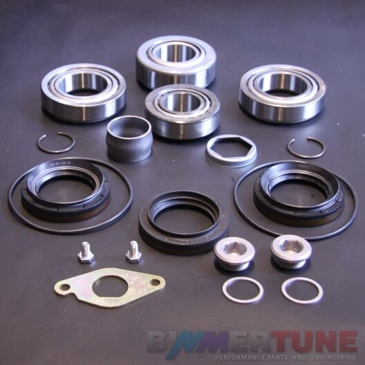 Bmw Z3 E30 318i Differential Rebuild Kit Bearings Seals