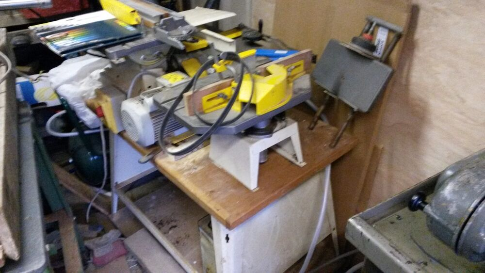 Kity K5 Bestcombi Woodworking Machine Ebay