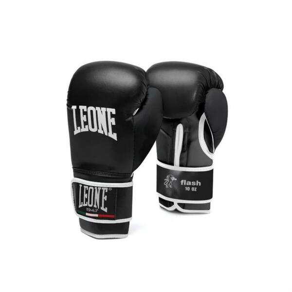 LEONE 1947  GUANTONI FLASH GN083 - BOXE KICK BOXING THAI GUANTI
