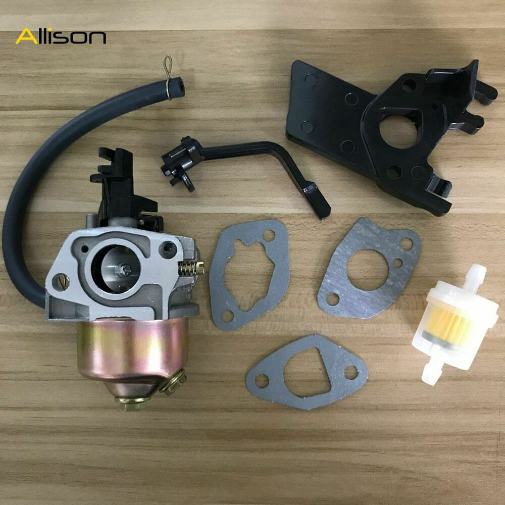 Generator carburetor for etq tg p