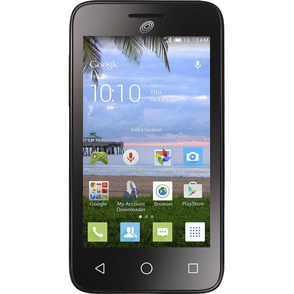 Buy Verizon Motorola E4 16GB Prepaid Smartphone, Black at eastreads.ml