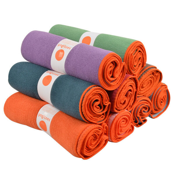 Yogitoes Skidless Nonslip Yoga Mat Towel Sports Training