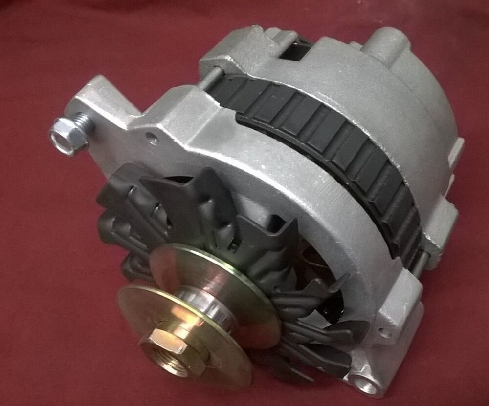 Ford Model A Alternator Hi Amp  Positive Ground  6 Volt