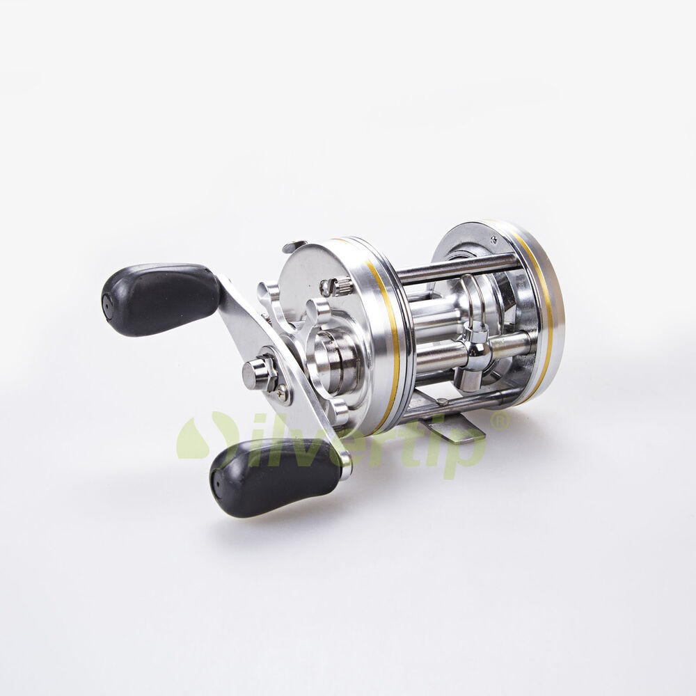 Baitcasting fishing reel right hand boat trolling bait for Ebay fishing reels