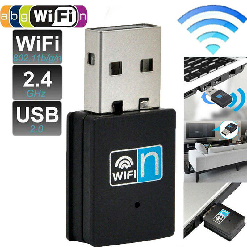 Chademo Adapter Eu D Link Wireless Ac Usb Adapter Dwa 180 Xbox One Kinect Adapter Craigslist Adapter Vga Meski Dvi Zenski: 300Mbps USB Wireless Adapter WiFi Lan Network Receiver