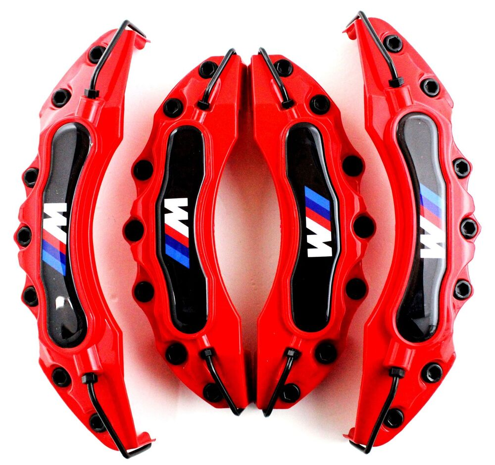 Bmw Kit Car: Red BMW M Brake Caliper Cover Universal Disc Racing Front
