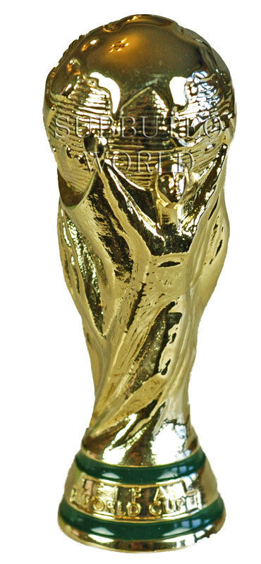 Official licensed fifa world cup trophy subbuteo soccer for Championship league table 99 00