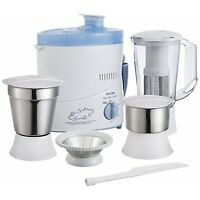 Philips HL1632 500-Watt 3 Jar Juicer Mixer