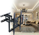 Cantilever Dual Arm Tilt TV Wall Mount Bracket 32 40 42 46 50 55 56 UHD LCD LED