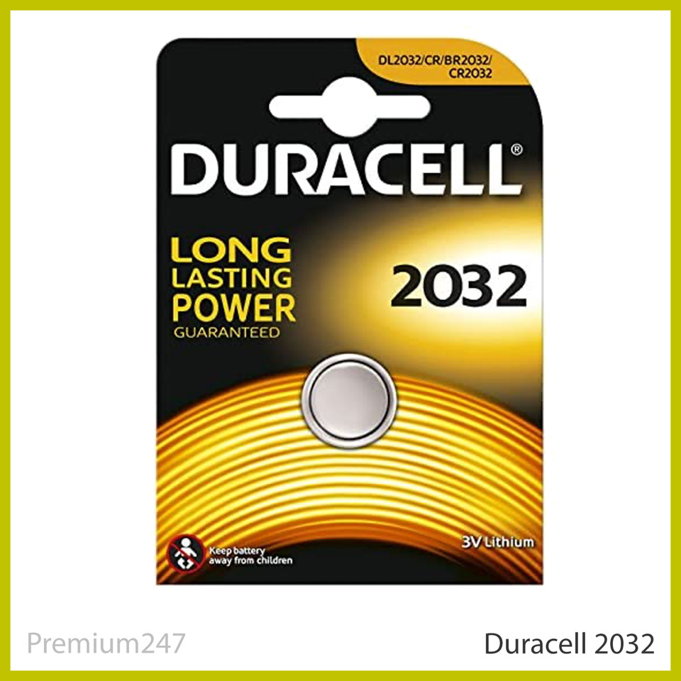 new duracell cr2032 3v lithium button battery coin cell dl cr 2032 expiry 2026 ebay. Black Bedroom Furniture Sets. Home Design Ideas