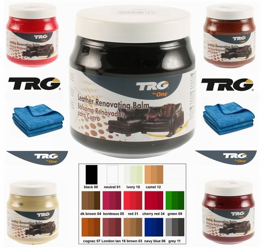 TRG Leather Renovating Balm