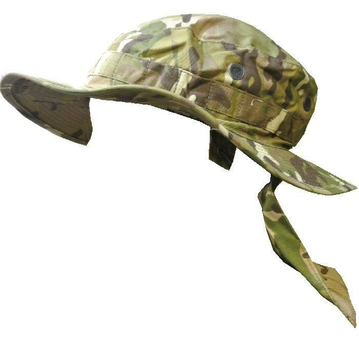 Details about MTP Boonie Hat Genuine Issue Multicam Tropical Combat Bush Hat  With flap ~ New 0eda49939df